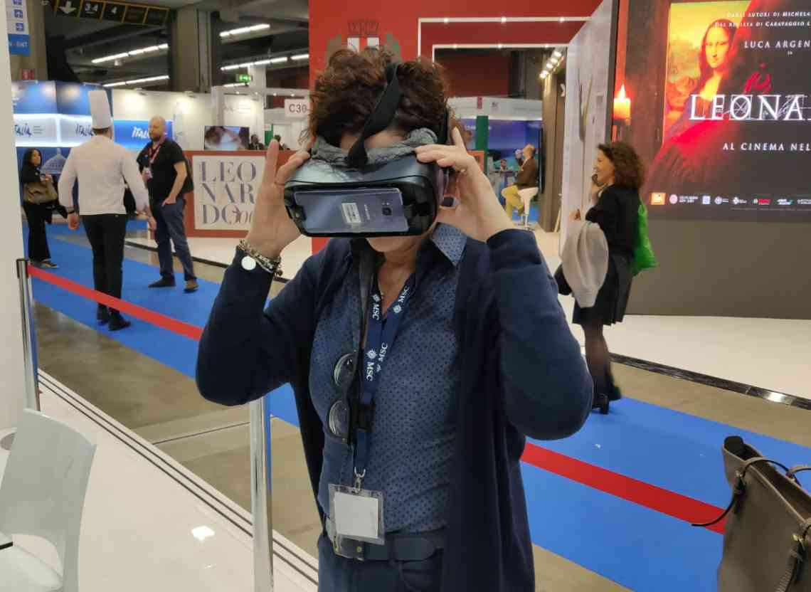 virtual reality venezia